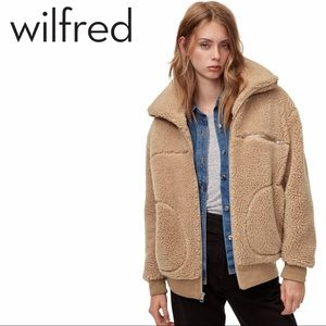 🧸 Wilfred Free l The Teddy Jacket - Size Small